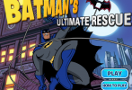 Trò chơi Batman giải cứu đồng đội