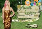 Trò chơi Làm đẹp cho Arvil Lavigne
