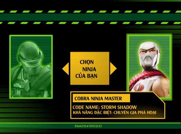 choi game ninja thần kiếm