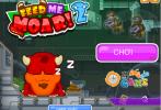 Trò chơi Nuôi quái vật 2
