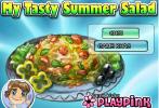Trò chơi Salad mùa hè
