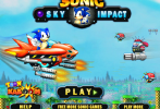 Trò chơi Sonic phiêu lưu bầu trời