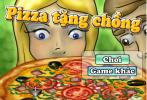 Game Piza tặng chồng