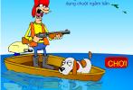 Trò chơi Săn vịt trên biển