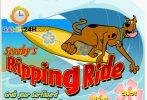 Trò chơi ScoobyDoo lướt ván