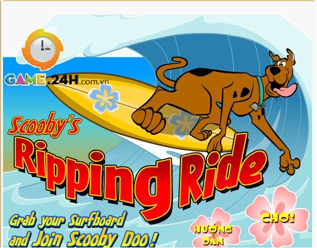 ScoobyDoo lướt ván
