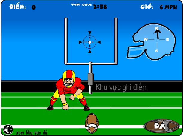 game bóng bầu dục