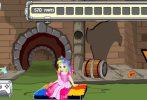 Trò chơi Công chúa Juliet thoát khỏi ống cống