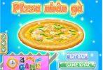 Trò chơi Bánh pizza nhân gà