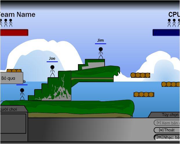 game cuộc chiến biên giới