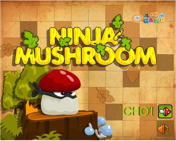 Ninja nấm