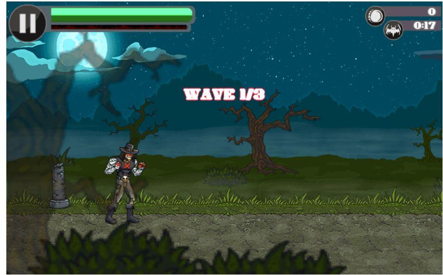 game dũng sĩ diệt zombie