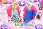 Game Elsa chia tay Jack