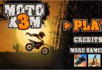 Trò chơi Đua mô tô X3M