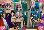 Game Thời trang công chúa Disney Halloween