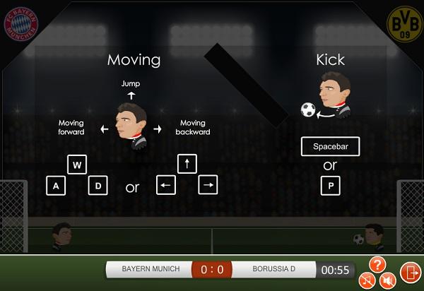 game giải bóng đá Đức