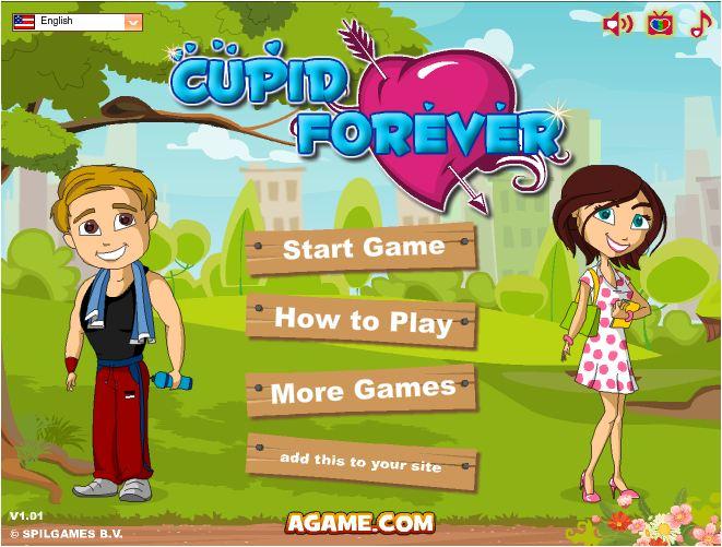 chơi game hẹn hò trong công viên