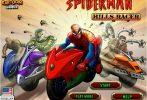 Game Người nhện đua xe máy
