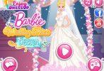 Game Thiết kế váy cưới Barbie