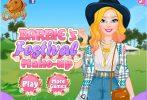 Game Trang điểm cho Barbie