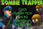 Game Cảnh sát bắn zombie