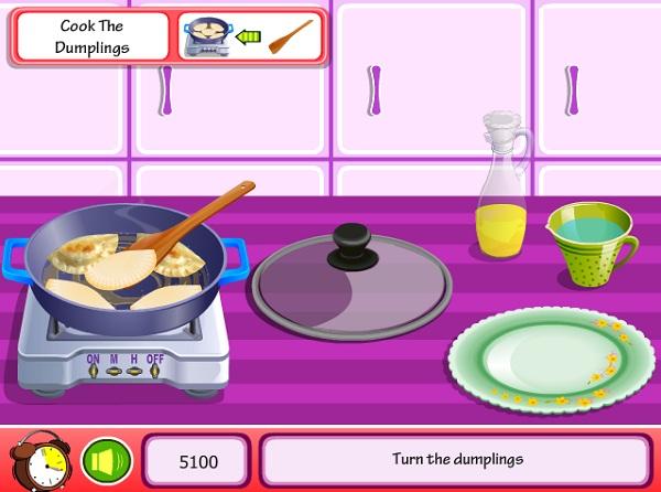 làm bánh bao