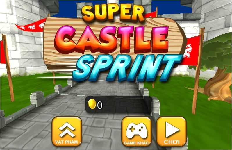 chơi game thoát khỏi lâu đài