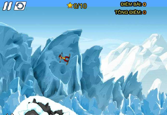 game siêu sao trược tuyết 3