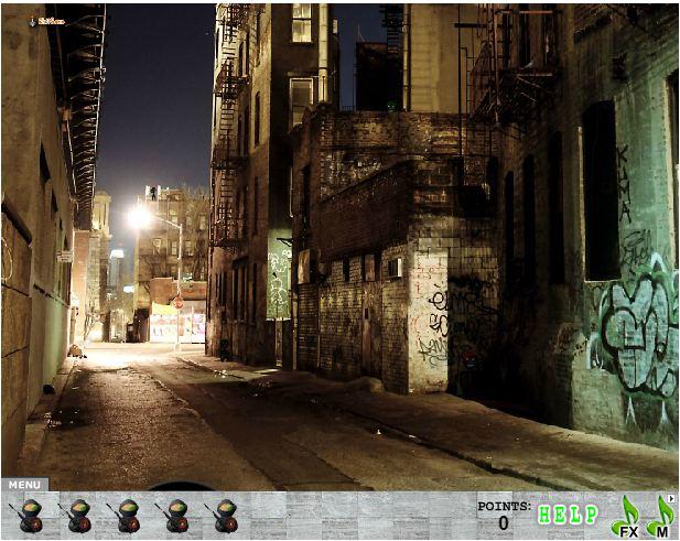 game bắn tỉa trong đêm
