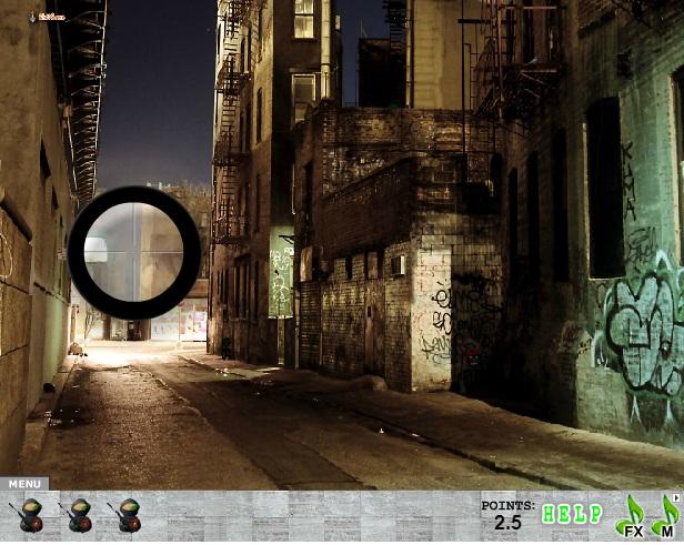 chơi game bắn tỉa trong đêm