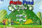 Trò chơi Mario cho khủng long ăn