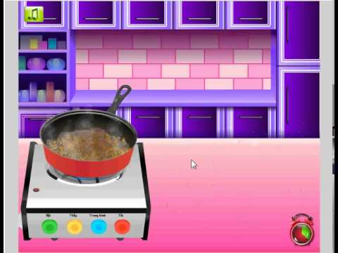 chơi game làm bánh flan