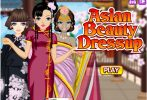 Game Thời trang châu Á