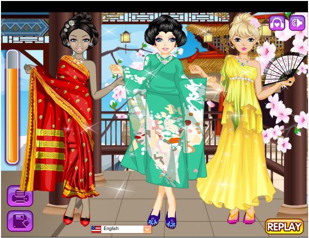 thời trang châu Á