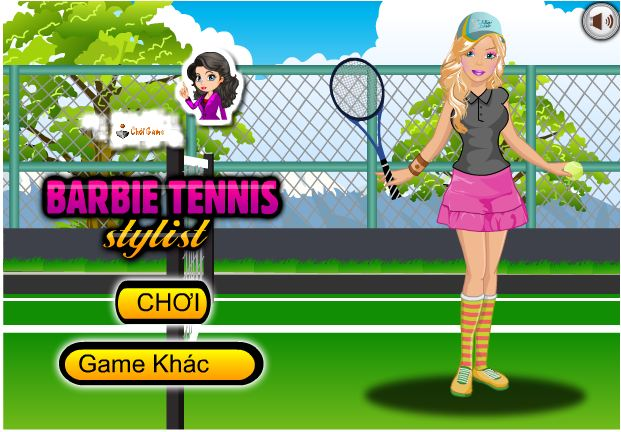 Thời trang Tennis