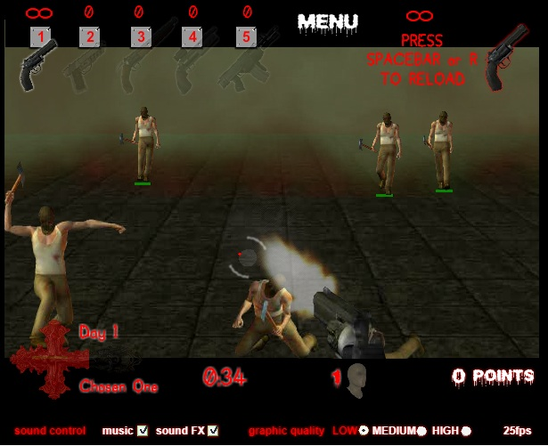 game 13 ngày sinh tử