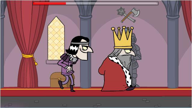 game ám sát nhà vua