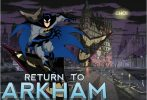 Game Batman tìm đường