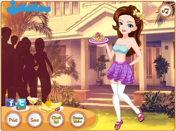 chơi game online cô chủ thời trang