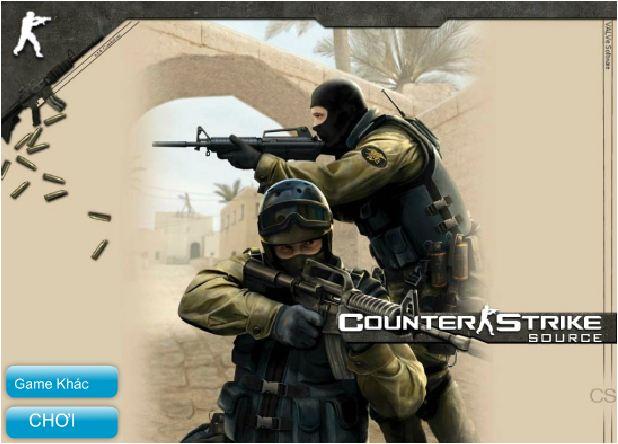 chơi game tay súng nhanh