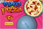 Game Bánh pizza cho anh hùng