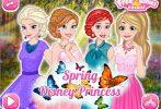 Game Công chúa mùa xuân
