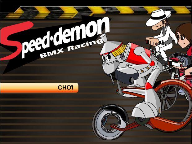 chơi game đua xe tốc độ cao