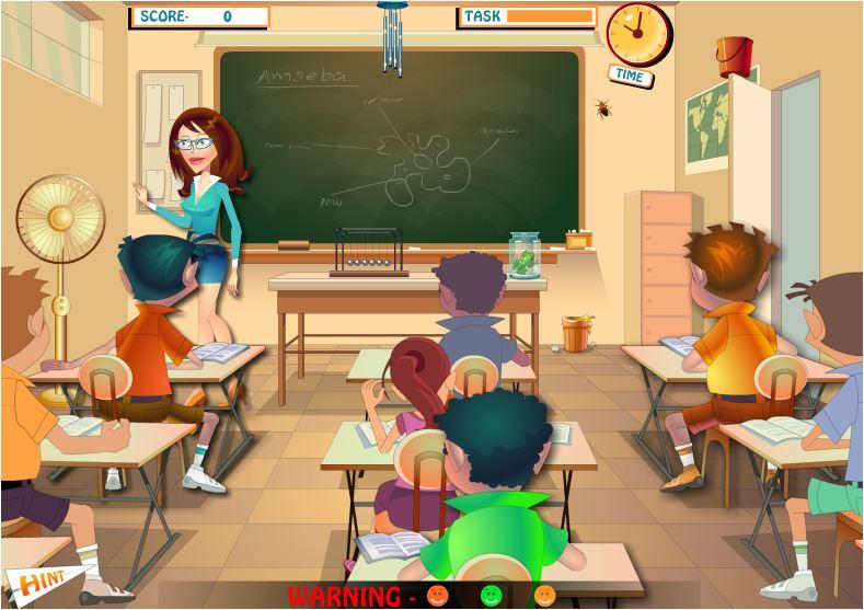 game những đứa trẻ tinh nghịch