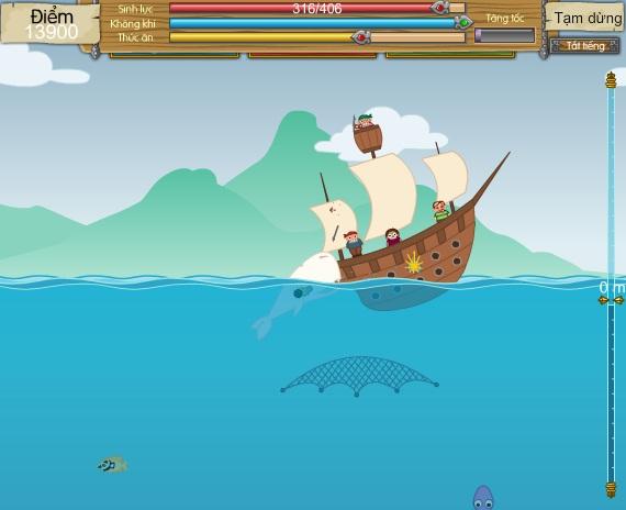 game cá voi xanh