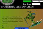 Game Ninja rùa lướt sóng