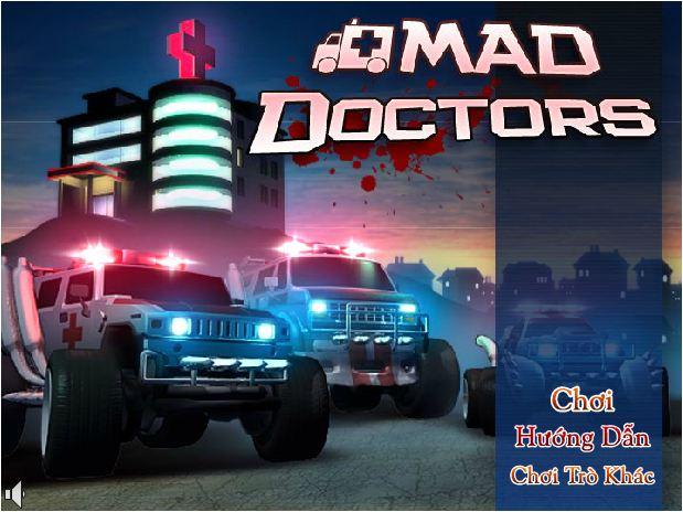 chơi game xe cứu thương tốc hành