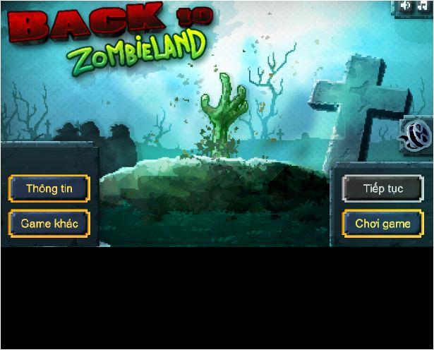 chơi game zombie chạy trốn