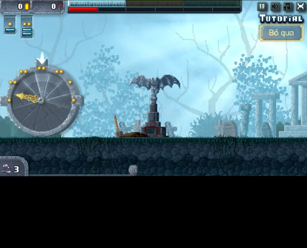 game zombie chạy trốn