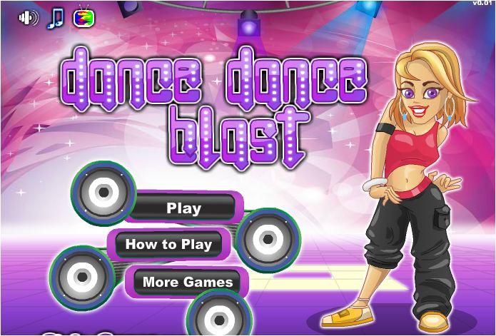 chơi game bước nhảy xì tin